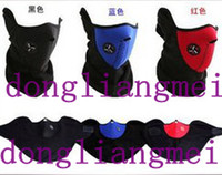 Wholesale 60pc Neck Warm Face Mask Veil Sport Motorcycle Ski H63