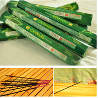 Wholesale CANNABIS Incense Sticks Handmade Dipped India Best Incense
