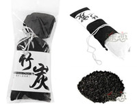 100g activated carbon - The car bamboo charcoal package smell removing moisture activated carbon