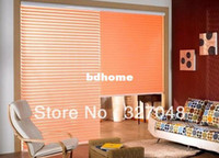 Wholesale Popular zebra blinds double layer roller blinds curtain fabric curtain window curtain shangri La blinds