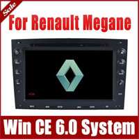 2 DIN renault megane 2 - Car DVD Player for Renault Megane with GPS Navigation Radio BT TV Map AUX USB SD Audio Video Stereo