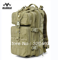 Wholesale Top Quality Maxgear Backpack P Attack Tactical Backpack Waterproof Army Backpack D CORDURA NYLON YKK ZIPPER