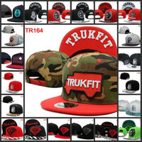 Snapbacks Unisex Spring & Fall Diamond snapback zebra caps rtruckfit Trukstop snapback hat Diamond logo outdoor hip pop snapback hats sports free shipping by EMS DHL