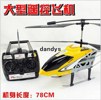 Wholesale LH1201 G CH large shatterproof CM RC Helicopter radio control gyroscope Original packing box dandys