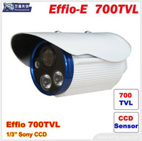 """Yes Infrared Video Camera 700TVL wholesale HD 1 3"""" SONY CCD camera for security"""