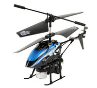 Wholesale WLtoys V757 CH RC D Gyro Helicopter With Bubble Blowing Function dandys