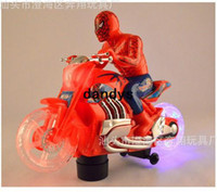 toy motorcycle - Electric universal dodge motorcycle toy with light with music Electric motorcycle model dandys