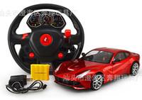 rc drift car - 1 steering wheel remote control rc drift car electric toys dandys