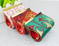 Wholesale PYJ F130 inch silk gourd coin bag clutch purse cm