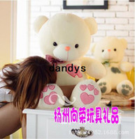 Wholesale 95cm Love giant stuffed teddy bear plush toy The best Valentine s Day gift dandys