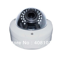 Wholesale 1 quot MP color CMOS sensor P HD SDI mm lens IR leds D DNR digital WDR full OSD IR Vandalproof Dome Camera