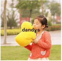 Wholesale 25cm Authentic will be called yellow duck cute cartoon toy stuffed doll lovers christmas gifts birthday gift plush toys dandys