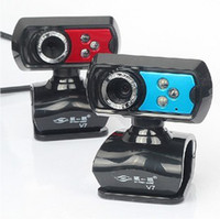 other 1280x960 other Free shipping Webcam v7 micro hd night vision laptops computer webcam