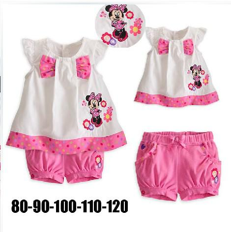 2017 free Shipping Hot Sell Baby Clothes Sets Cute
