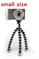 Wholesale Octopus tripod Flexible Gripping Stand Tripod For Digital Camera DV Small size