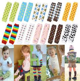 Wholesale Baby Chevron Leg Warmer Baby infant colorful leg warmer child socks Legging Tights pairs c097