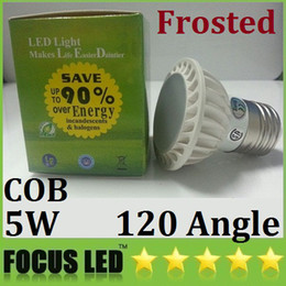 CE ROHS CSA UL + PAR16 E27 E26 Lampes à LED Lampes COB Dimmable givré GU10 MR16 Led Spot Lights Warm / Cool White 120 Angle 110-240V 12V à partir de fabricateur