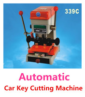 Wholesale DHL v hz or v hz C Automatic Car Key Cutting Machine Locksmith Equipment Key Copy Machine with full set tools