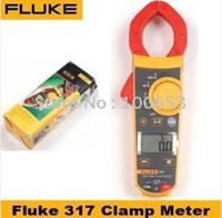 Handheld China (Mainland) 163*59*31MM ~Hot selling Ttem~New FLUKE Clamp Meter 317 True-rms 37mm AC DC 6000 0.01