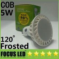 Wholesale Brand New GU10 W COB Led Light Bulbs Lamp Lumens Angle Dimmable E27 E26 MR16 Led Spot Downlights Frosted Cover V V