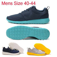 Wholesale New Running Shoes Breathable Mesh Upper Roshe Run Shoes Men and Women Sports Shoes Size to