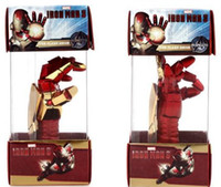 kakacola 64 gb flash drive - Iron Man Hand AVENGERS LED hand Model USB Iron Man Hand Led AVENGERS Flash GB GB GB Usb Flash Memory Drive Stick