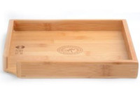 other Coffee & Tea Sets Eco-Friendly 23cm*23cm natural bamboo tea tray, high quality exquisite wood tea board tea dish