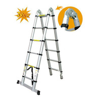Wholesale 1 M M Telescopic Ladder With Joint