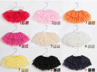 Wholesale 2014 New Fashion girls skirt girl tutu skirts baby clothing baby gauze skirt APR64