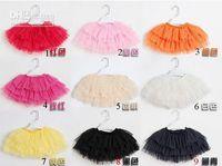 Wholesale 2014 New Fashion girls skirt girl tutu skirts baby clothing baby gauze skirt APR64