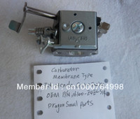 Wholesale CARBURETOR MEMBRANE TYPE MM FOR HONDA GX100 GX100U FREE POSTAGE RAMMER INDUSTRIAL EQUIPMENT CARBURETTOR OEM P N Z4E S14