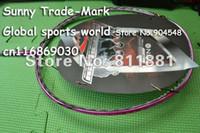 Wholesale 2012 Newest Lining N80 Pink Badminton Racket badminton racquet