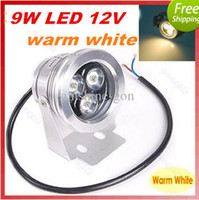 Wholesale 2014 new on sale DHL FREE W W Outdoor High Power LED Waterproof Floodlight Flood Light cool Warm White V Lamp