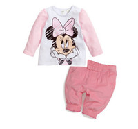 New Arrive Children Clothing Girls Outfit Sets Lovely Girl P...