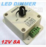 Wholesale DC V A LED Light Dimmer Brightness Adjust Controller Mini order