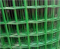 Wholesale welded wire mesh PVC welded wire mesh for feeding animal