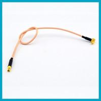 100pcs DHL Free Shipping RG316 25cm Extension Cord MCX male ...
