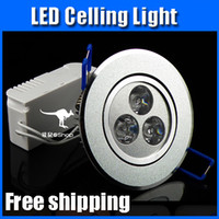 Wholesale Crazy promotion Led ceiling light W V CE RoHS white warm white Factory