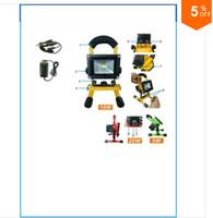 LED big floods - W W RGB LED Portable Flood Lights LED Rechargeable Flood Light LED Outdoor Emergency Lighting Big Discount