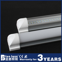 T8 9w SMD 2835 Wholesale - LED tube light lamp T8 SMD 2835 9w LED fluorescent tube light T8 AC85-265V 9w 0.6m 0.9m 1200mm high brigh free shipping