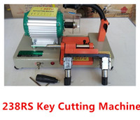 Wholesale DHL V or V RS Key Cutting Machine Portable single head Car Key duplicate Equipment