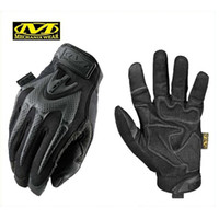 M hunting wear - Cycling Gloves MECHANIX WEAR Original M Pact Full Finger Glove For Racing Airsoft Hunting