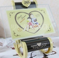 Wholesale Hot Selling Winnie Baby Creative Studio Park Benches Plastic Glass inch Photo Frame Factory Supply