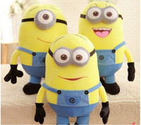 Wholesale stuffed animals children toys Despicable ME Toy Movie Plush Toys cm cm cm cm cm Minion Jorge D eyes Stewart Dave NWT with tags