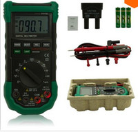 Wholesale MASTECH MS8268 Auto Range Multimeter w Sound Light hot sale