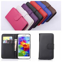 For Apple iPhone Leather White Wallet Case Card Slot Holder PU Flip Leather Case Cover Cases For IPhone 4 4S 5 5S 5C S2 S4 S3 S5 I9600 NOTE 2 3