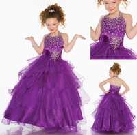 Cute Baby Dress Kids Infant 2014 Little Girl's Party Formal ...