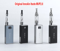 electronic cigarette  Set Series Silver  Innokin Itaste MVP Starter Kit 2600mah Itaste MVP Mod iTaste MVP 2.0 With iclear 30 Clearomizer Variable Voltage electronic cigarette egoego