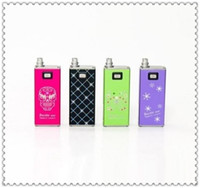 Electronic Cigarette Set Series purple 100% original 2600mAh Innokin iTaste MVP 2.0 Shine Edition Variable Voltage innokin itaste vv mod VS innokin 134 in stock