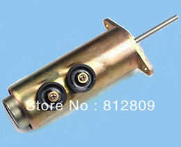 Wholesale Replace CAT Caterpillar Fuel Shutdown Shut Off Solenoid Valve T free fast shipping
